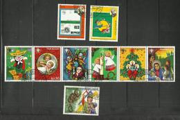 Paraguay N°1791, 1792, 1897 à 1902, 1932 Cote 3.25 Euros - Paraguay