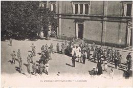 L'institut Saint Felix En Fête La Cavalcade Carte En Bon état - Beaucaire