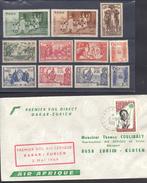 FRANCE Et AFRIQUE ! LETTRE 1er JOUR Du Sénégal Et Timbres Anciens NEUFS**et* Du TOGO Depuis 1930 - Togo (1914-1960)