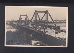 Österreich AK Reicksbrücke 1937 - Sonstige