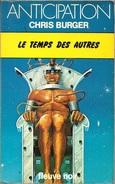 FNA 806 - BURGER, Chris - Le Temps Des Autres (BE)