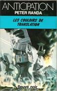 FNA 799 - RANDA, Peter - Les Couloirs De Translation (TBE)