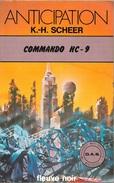 FNA 798 - SCHEER, Karl-Herbert - Commando HC - 9 (TBE)