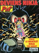 "Pif Gadget N°1153 De Mai 1991 - N° Spécial ""Ninja"" - Pif Gadget"