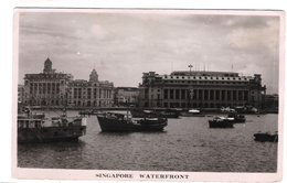 SINGAPORE - WATERFRONT - VIAGGIATA - (614) - Singapore