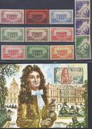 FRANCE Et AFRIQUE ! CARTE 1er JOUR De Marseille Et Timbres Anciens NEUFS* De MARTINIQUE Depuis 1930 - Indochine (1889-1945)