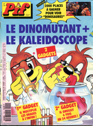 Pif Gadget N°1191 De Janvier 1992 - Pif Gadget