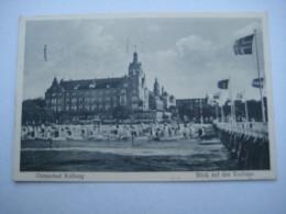 KOLBERG    Schöne Karte   Um  1934 - Pommern