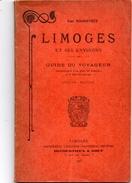 DUCOURTIEUX Paul - LIMOGES Et Ses Environs