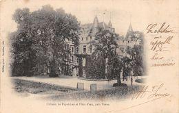 Virieu (38) - Environs - Château De Pupetières Et Pièce D'Eau - Virieu