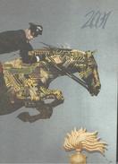 Arma Carabinieri Calendario 2001 - Calendari