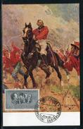 Italie - Carte Maximum 1959 , Garibaldi - Maximumkarten (MC)