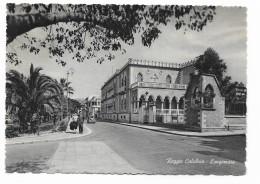 REGGIO CALABRIA LUNGOMARE - VIAGGIATA  FG - Reggio Calabria