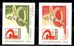 Russie Blocs-feuillets YT N° 33 Et 34 Neufs ** MNH. TB. A Saisir!