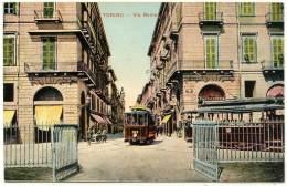 Q.964.   TORINO - 1911 - Tram! - Italia