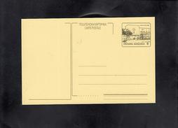 MACEDONIA, 2012, CARTE POSTALE, CP 020 - SKOPJE RAILWAY STATION, EARTHQUAKE, CLOCK ** - Macédoine