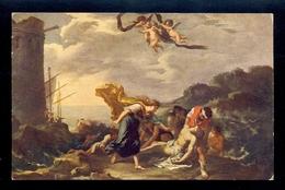 Pier Francesco Mola: Hero Und Leader / Postcard Not Circulated, 2 Scans - Peintures & Tableaux