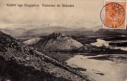 KUJTIM Nga SHQYPËNIA : FORTERESSE De SHKODRA / SCUTARI  [ BALKAN WAR / GUERRE BALCANIQUE - 1912 ] - RARE ! (v-804) - Albanien