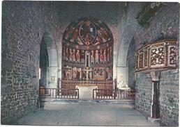 V227 Codrongianus (Sassari) - Basilica Di Saccargia - L'Altare / Non Viaggiata - Italia