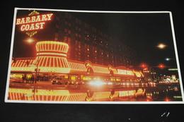 15- Barbary Coast, Las Vegas, Nevada - Postcards