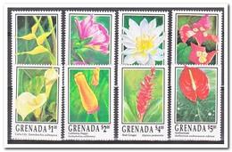 Grenada 1993, Postfris MNH, Flowers - Grenada (1974-...)
