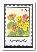 Grenada 1985, Postfris MNH, Flowers - Grenada (1974-...)