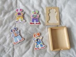 PUZZLE Cirque Clown - Autres