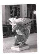 ACQUASANTIERA - SANTUARIO DI BARBANA - GRADO- VIAGGIATA 1954 - (519) - Churches & Cathedrals
