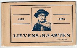 Lievens Kaarten - Moorslede - Roeselaere - Brugge - Drongen  - Missie Der Paters Jezuieten In Indië / Jésuites 11 Scans - Missions