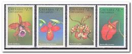 Grenada 1998, Postfris MNH, Flowers, Orchids - Grenada (1974-...)