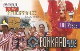 *FILIPPINE* - Scheda Usata