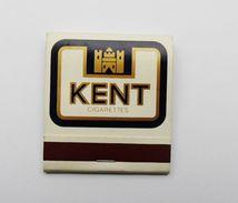 Pochette D'allumettes Kent Cigarettes