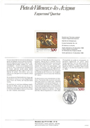 NOTICE PTT 1988 PIETA DE VILLENEUVE LES AVIGNON HERAULT - Documents Of Postal Services