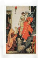 Postcard - Art - Ford Madox Brown - Elijah Restoring The Widow's Son New - Cartoline