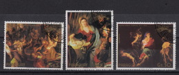 PARAGUAY : 906-8 (0) – Christmas Noel 1982 - RUBENS - Paraguay