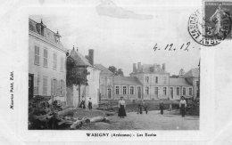 V7229 Cpa 08 Wasigny - Les Ecoles - Frankreich