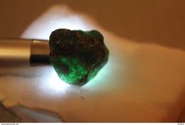 Bellissimo Smeraldo Naturale Ct. 36.35 Provenienza Colombia - Smeraldo