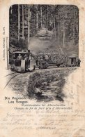 V7272 Cpa 57 Chemin De Fer De Forêt Près D'Albreschviller - Francia