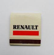 Pochette D'allumettes Renault Seita France  - T2 - Boites D'allumettes