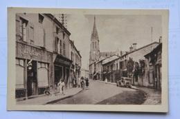 EURVILLE-grande Rue-animee-coiffeur - Andere Gemeenten
