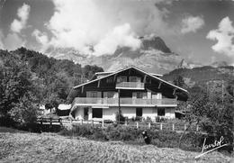 74 - Cordon - Annexe De L'hotellerie Du Mont-Blanc - La Chaîne Des Aravis - France