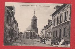 Montigny - Lencoup  --  La Grande Rue - Other Municipalities