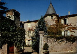 47 - AIGUILLON - Chateau - France