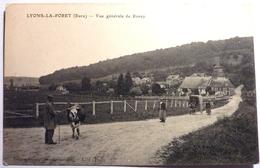VUE GENERALE DE ROSAY - LYONS LA FORÊT - Lyons-la-Forêt