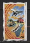 DJIBOUTI P.A. N°149 Concorde Train Camion... Neuf - Concorde