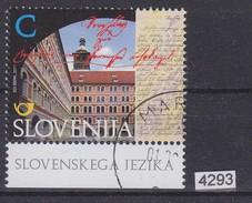 SLOVENIA 2011, Mi: 912, 200th ANNIVERSARY OF SLOVENIAN LANGUAGE AT GRAZ UNIVERSITY, CTO, See Scans - Slovénie