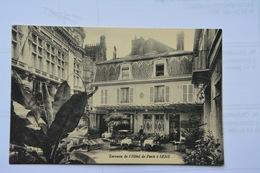 SENS-terrasse De L'hotel De Paris - Sens