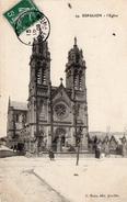 - ESPALION -1908- L´Eglise - - France
