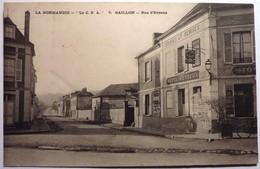 RUE D'EVREUX - GAILLON - Francia