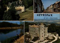 38 - HEYRIEUX - Vue Aérienne - Multi Vues - France